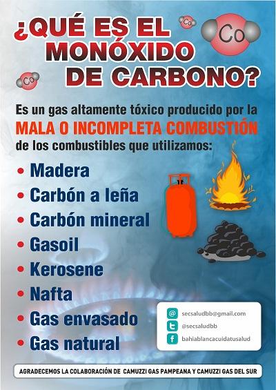M xido de carbono municipio de bah a blanca - Detectores de monoxido de carbono ...